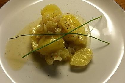 Warmer dänischer Kartoffelsalat 4