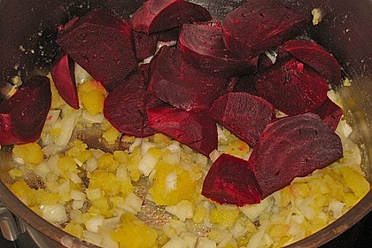 Rote - Bete - Suppe 2