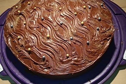 Schokolade - Buttermilch - Torte 22