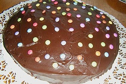 Schokolade - Buttermilch - Torte 34