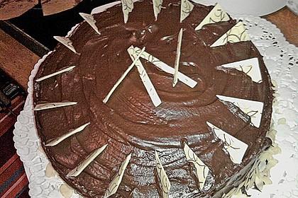 Schokolade - Buttermilch - Torte 50