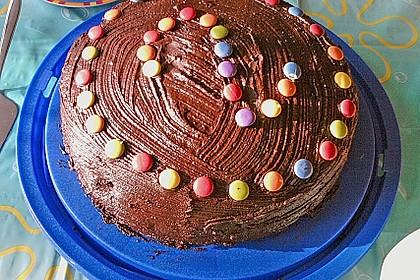 Schokolade - Buttermilch - Torte 29