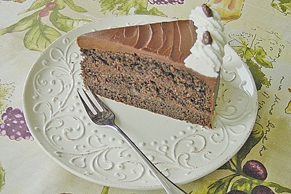 Schokolade - Buttermilch - Torte 21