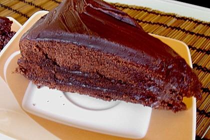 Schokolade - Buttermilch - Torte 35
