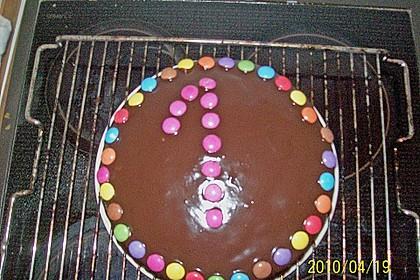 Schokolade - Buttermilch - Torte 42