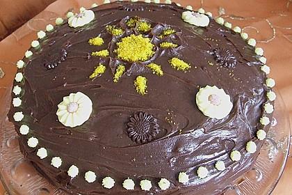 Schokolade - Buttermilch - Torte 37