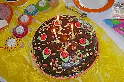 Schokolade - Buttermilch - Torte 14
