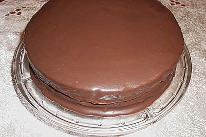Schokolade - Buttermilch - Torte 39