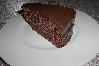 Schokolade - Buttermilch - Torte 9