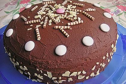 Schokolade - Buttermilch - Torte 20