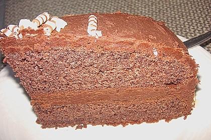 Schokolade - Buttermilch - Torte 28
