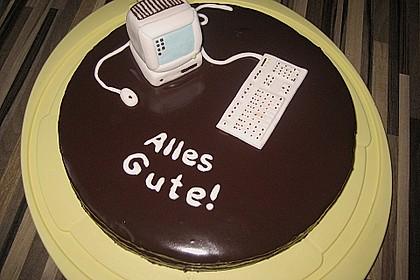 Schokolade - Buttermilch - Torte 10