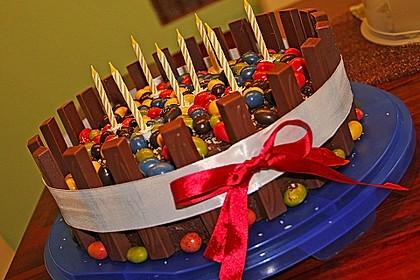 Schokolade - Buttermilch - Torte 11