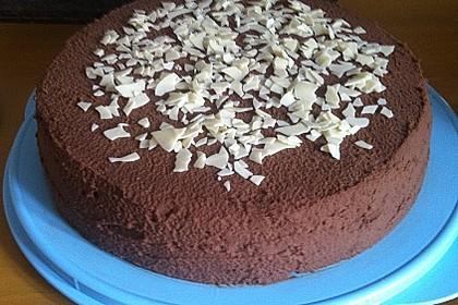 Schokolade - Buttermilch - Torte 43