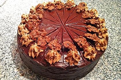 Schokolade - Buttermilch - Torte 12