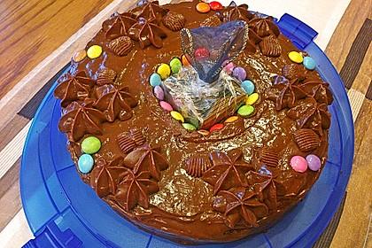 Schokolade - Buttermilch - Torte 24