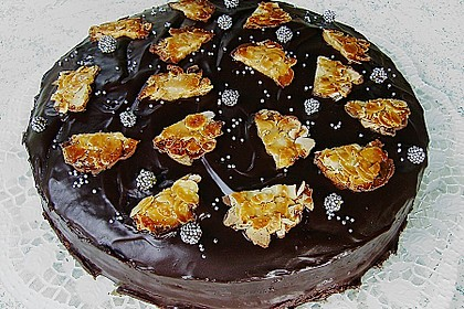 Schokolade - Buttermilch - Torte 7