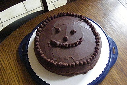 Schokolade - Buttermilch - Torte 33