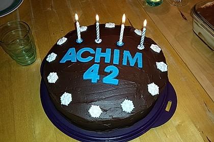Schokolade - Buttermilch - Torte 8