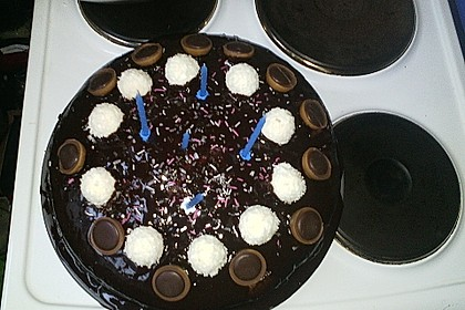 Schokolade - Buttermilch - Torte 4