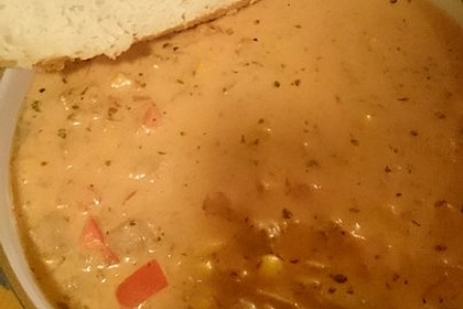 Omas Pizzasuppe 46