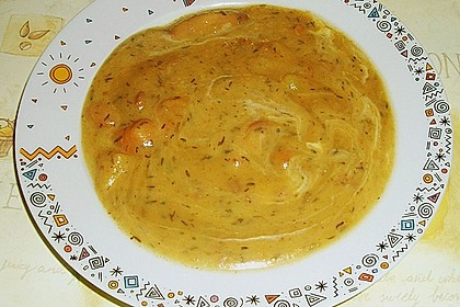 Cremige, aber diättaugliche Kartoffelsuppe mit Thymian und Käse 31