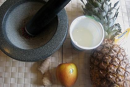 Obst - Joghurt - Kaltschale 3