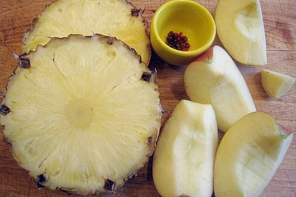 Obst - Joghurt - Kaltschale 2