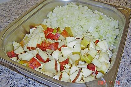 Grünkern - Sauerkraut - Auflauf 12
