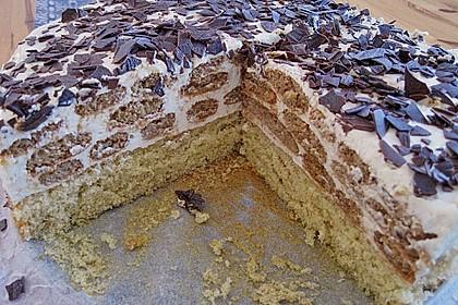 Malakoff - Torte mit QimiQ 4