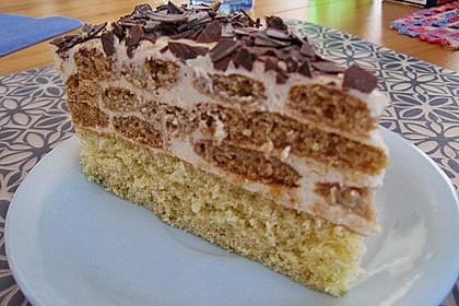 Malakoff - Torte mit QimiQ 5