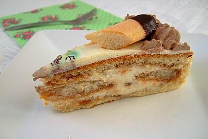 Malakoff - Torte mit QimiQ 6