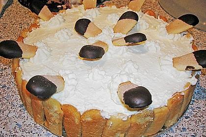 Malakoff - Torte mit QimiQ 10