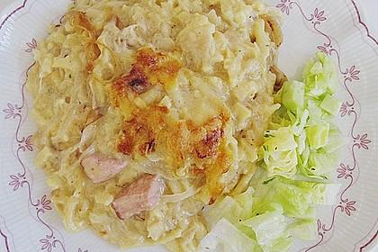 Sauerkraut-Auflauf 4