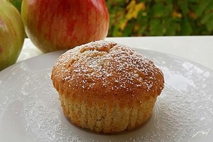 Apfel-Muffins 8