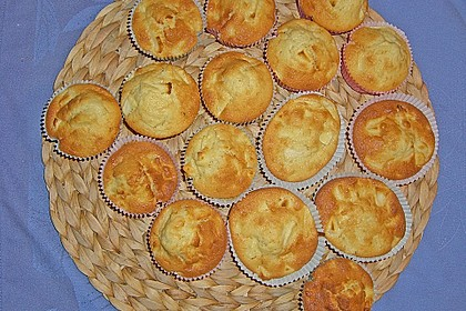 Apfel-Muffins 9