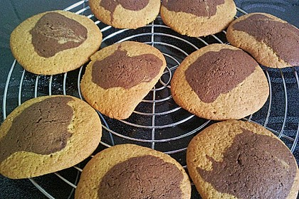 Kürbis Cookies 4