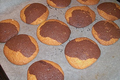 Kürbis Cookies 7