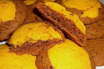 Kürbis Cookies 0