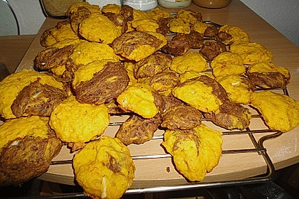 Kürbis Cookies 9