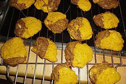 Kürbis Cookies 6
