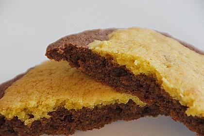 Kürbis Cookies 1