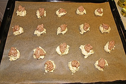 Kürbis Cookies 10