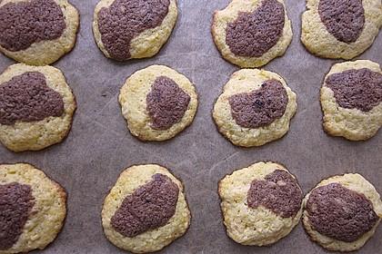 Kürbis Cookies 5