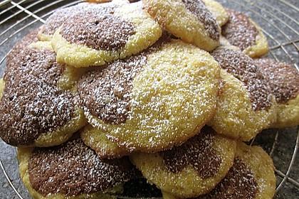 Kürbis Cookies 11