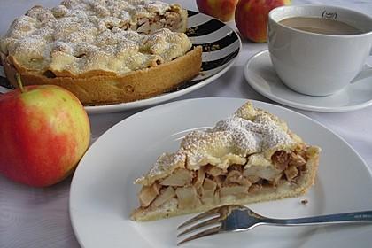 Altdeutscher Apfelkuchen 1