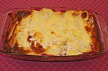 Kirsch - Lasagne mit Quark