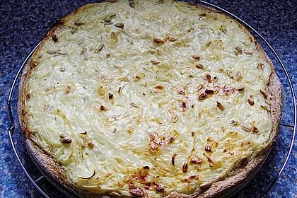 Zwiebelkuchen 3
