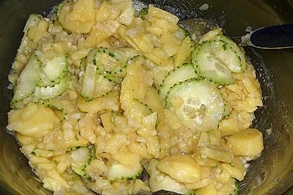Schwäbischer Kartoffelsalat 55