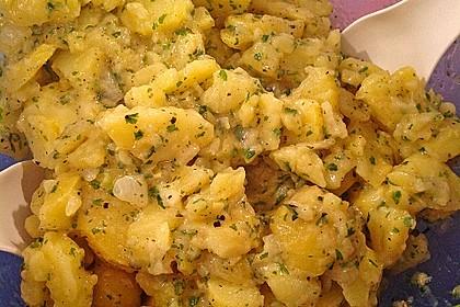 Schwäbischer Kartoffelsalat 22